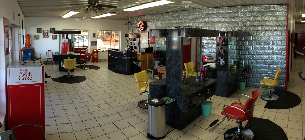 hendersonville hair salon hair cut